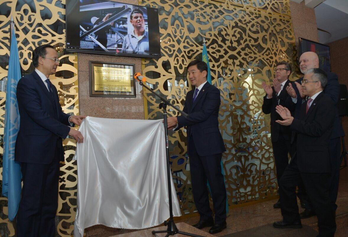 UN in Kazakhstan marks 25th anniversary of its presence in Kazakhstan